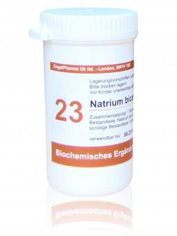 Nr. 23 Natrium bicarbonicum D6